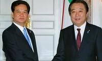 Vietnam: Wichtige Beiträge zur Kooperation zwischen Mekong und Japan