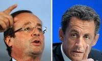 Erste Runde der Präsidentenwahlen in Frankreich