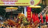 Fest zum Geburstag Buddhas findet am Samstag statt