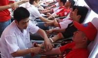 Der internationale Tag des Roten Kreuzes und Roten Halbmonds