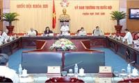 Der ständige Parlamentsausschuss tagt in Hanoi