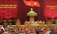 Konferenz des KPV-Zentralkomitees in Hanoi eröffnet