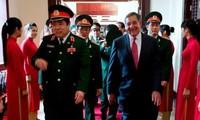 Medien in den USA loben den Vietnambesuch des US-Verteidigungsministers