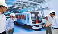 Spatenstich der Eisenbahnlinie Ben Thanh – Suoi Tien in Ho Chi Minh Stadt