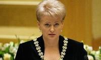 Litauens Präsidentin ratifiziert neues Kabinett