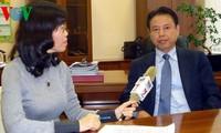 Viele vietnamesische Unternehmen führen effektive Geschäft in Russland