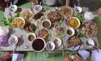 Kulinarische Kultur der Thai-Volksgruppe in Muong Lay