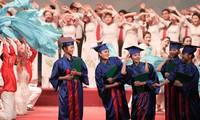 Parlamentspräsident Hung fordert verstärkte Kampagnen vietnamesischer Studenten