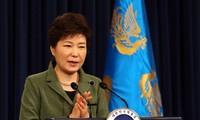 Südkorea rief Nordkorea zur Aufgabe seines Atomprogramms auf