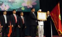 Ehrentitel für vorbildliche Arbeitnehmer der Branchen Kohlen und Mineral