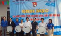 Start der freiwilligen Aktionen in der Provinz Dien Bien