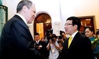 Strategische Zusammenarbeit zwischen Vietnam und Russland verstärken