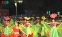 Eröffnungsfeier zum Karneval Ha Long 2014 in Quang Ninh