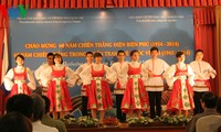 Vietnam feiert den Jahrestag des Dien Bien Phu Sieges mit anderen Ländern