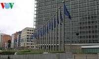 Wähler in 21 europäischen Ländern stimmen für Europäisches Parlament ab