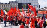 Vietnamesische Gemeinschaft in Schweden protestiert gegen das Vorgehen Chinas im Ostmeer