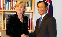 Australien interessiert sich für Entwicklung, Herausforderungen und Chancen Vietnams