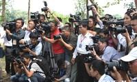Rolle der Presse bei der Entwicklung des Landes