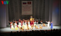 """Abschluss der """"Vietnamesischen Kulturtage in Russland"""""""