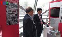 """VOV-Intendant Nguyen Dang Tien besucht Russlands staatlichen Radio- und Fernsehsender """"Rossija"""""""