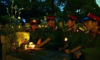Veranstaltungen zum 67. Tag der Kriegsversehrten und gefallenen Soldaten