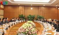 Pflege der umfassenden Freundschaft und Zusammenarbeit zwischen Vietnam und Laos