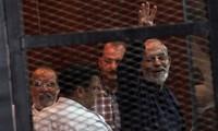 Ägypten verurteilt 15 Anführer der Muslimbrüder