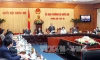 Ständiges Parlamentsausschuss berät über geänderten Gesetzesentwurf zum Volksgericht