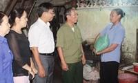 Das Engagement für die Armutsbekämpfung in Ho Chi Minh Stadt