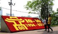 Zahlreiche Aktionen zum 60. Jahrestag der Befreiung der Hauptstadt Hanoi