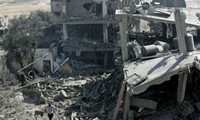 Ägypten wird Geberkonferenz für den Wiederaufbau des Gazastreifens veranstalten