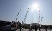 Schusswechsel zwischen Nord- und Südkorea an der Grenze