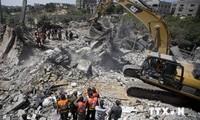 Mehrere hundert Millionen US-Dollar Hilfe zum Wiederaufbau des Gazastreifens