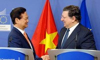 Verstärkung der Beziehungen zwischen Vietnam und Belgien
