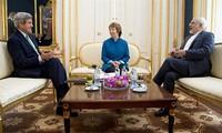 Start einer neuen Verhandlungsrunde über das iranische Atomprogramm