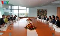 Premierminister Nguyen Tan Dung zu Gast beim Asien-Europa-Gipfeltreffen im italienischen Mailand