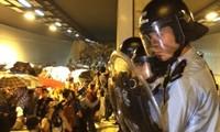 Hongkong: erneute Zusammenstöße im Viertel Mong Kok