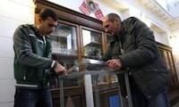 Ergebnisse der vorgezogenen Parlamentswahlen in der Ukraine