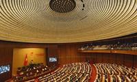 Abgeordnete diskutieren über Gesetzesentwurf zur Organisation der Regierung