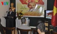 Treffen zum 85. Gründungstag der Kommunistischen Partei Vietnams in Ägypten