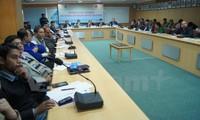 Seminar über Geschäft mit Vietnam in Indien