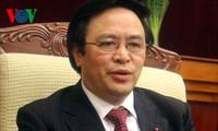 Leiter der KPV-Außenkommission empfängt Delegation des US-Repräsentantenhauses