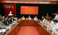 Die Zusammenarbei zwischen Vietnam und Indien verstärken
