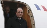 Frankreichs Präsident bricht das Eis zwischen dem Westen und Kuba