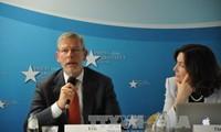 Internationales Seminar über Ostmeerfragen in Argentinien und Belgien