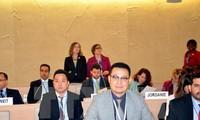 Vietnam verstärkt die Zusammenarbeit in Gewährleistung der Menschenrechte beim Terroristenkampf
