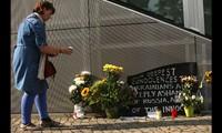 Gedenkfeier zum Jahrestag des Abschusses von MH17