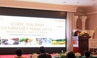 """Start des Fotowettbewerbs """"Vietnamesisches Weltkulturerbe 2015"""""""