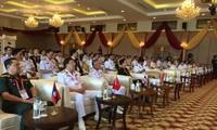 Konferenz der Flottenkommandos der ASEAN-Länder in Myanmar
