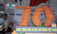 Eröffnung der 5. internationalen Buchmesse in Hanoi
